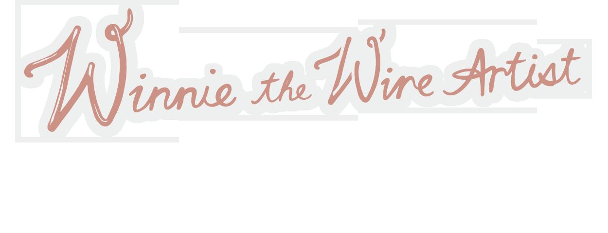 Winnie the Wire Artist